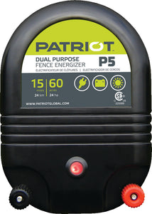 Patriot | P5 Dual Purpose Energizer