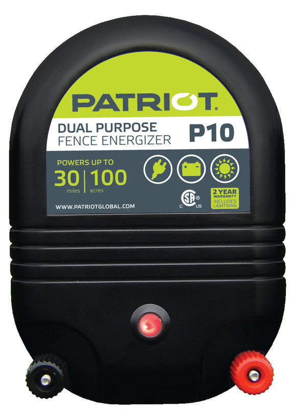 Patriot | P10 Dual Purpose Energizer