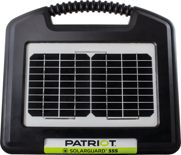 Patriot | Solarguard 555 Energizer