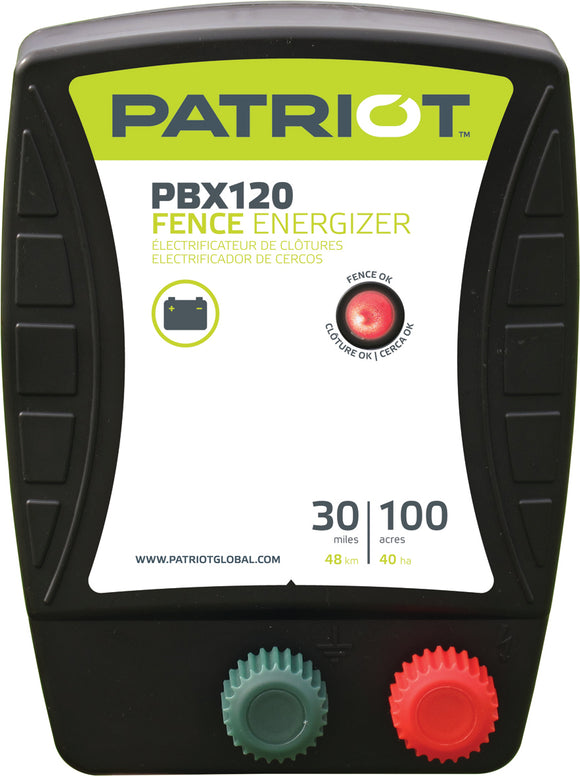 Patriot | PBX120 Energizer