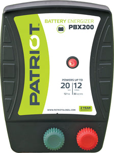 Patriot | PBX200 Energizer