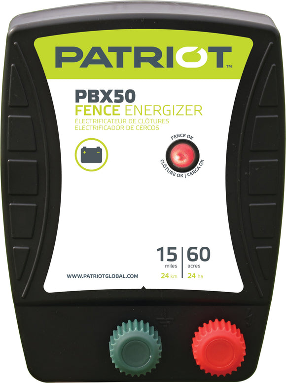 Patriot | PBX50 Energizer