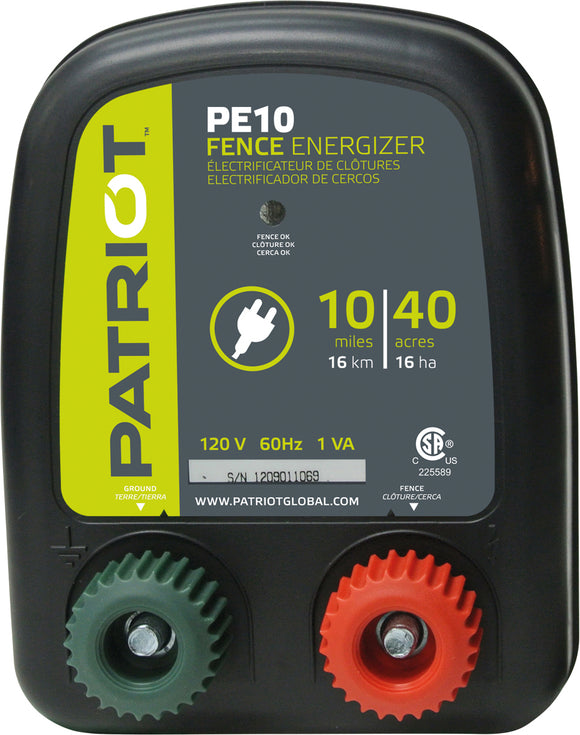 Patriot | PE10 Energizer