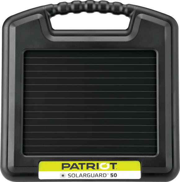 Patriot | SolarGuard 50 Energizer - DISCONTINUED