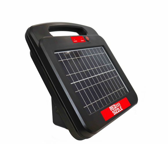 Red Sizzle | 12S  1.85 Solar Fence Energizer (shipping mid-May)