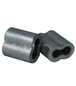 Crimps for 12.5 Gauge Wire - Centaur Fencing