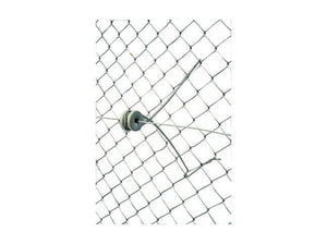 Gallagher | Chain Link Offset w/Porcelain Insulator - 12""