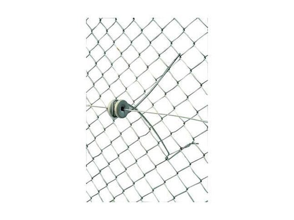 Gallagher | Chain Link Offset w/Porcelain Insulator - 12