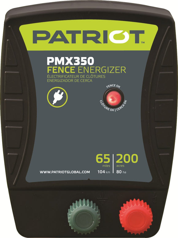 Patriot | PMX350 Energizer