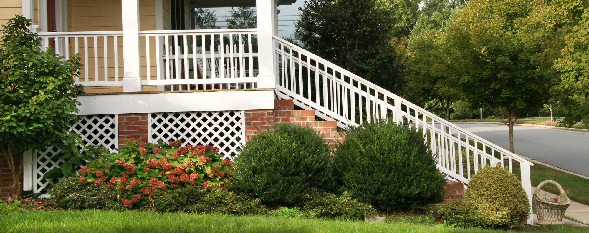 Adding Exterior Handrails – It Only Takes One Step to Fall