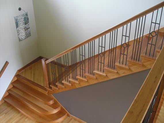 Advantages of oak stairs