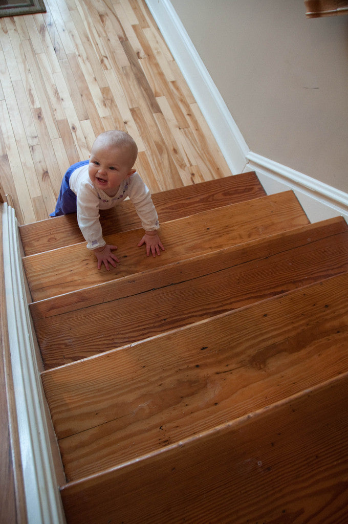 Children and Stair Safety