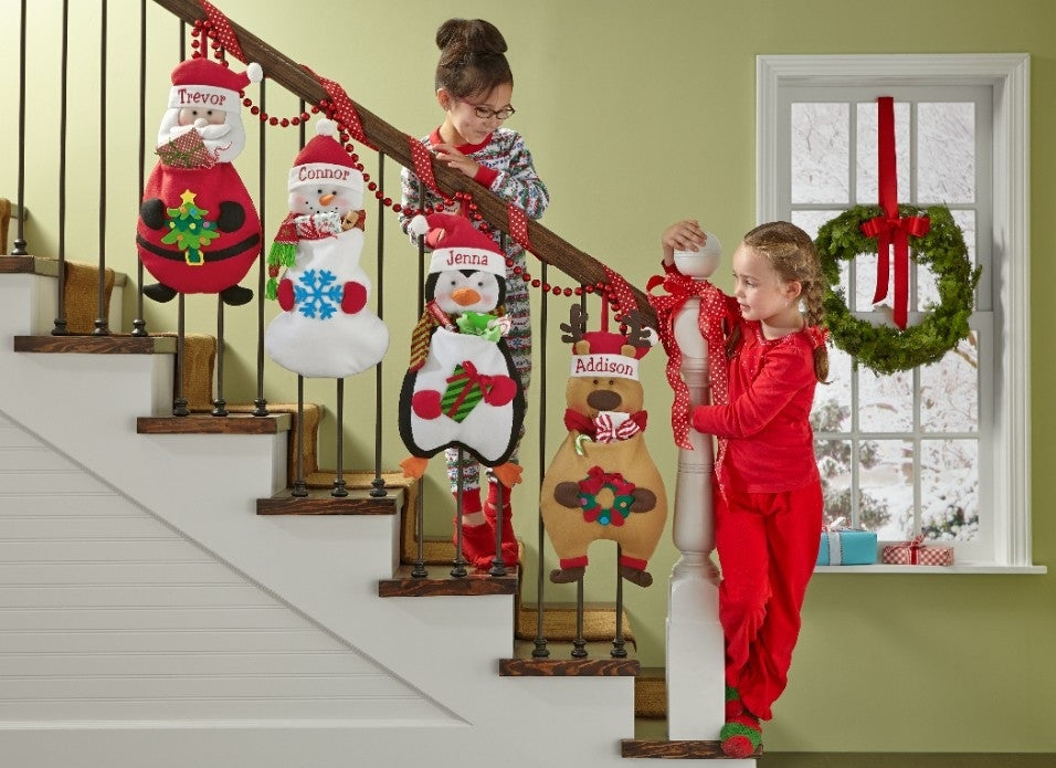 Decorating Your Staircase for the Holidays