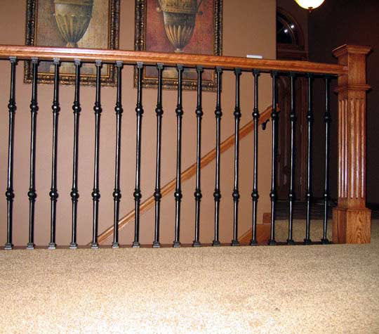 Designing Your Staircase – Wood or Iron