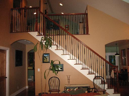 Designing Your Staircase with Custom Stair Parts