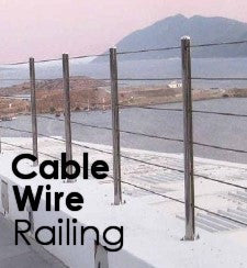Outdoor Uses for Cable Railing