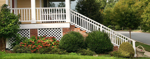 Outdoor Stairways - A Natural Extention of Your Home