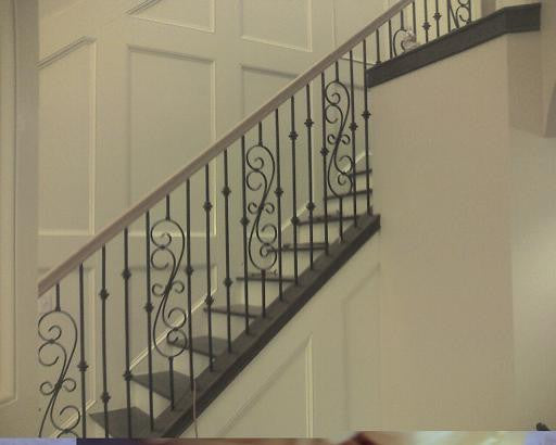 Redefining Your Stairs with Gothic Balusters