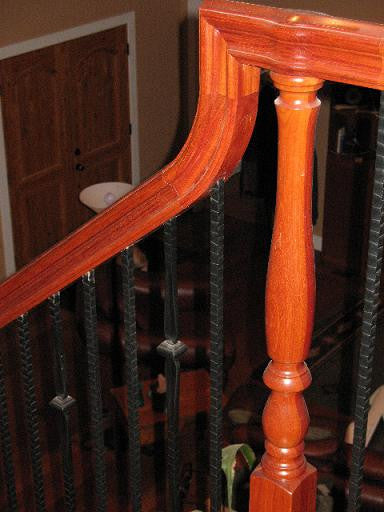 Removing Banister and Balusters