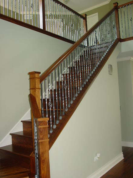 Renovating an Older Staircase
