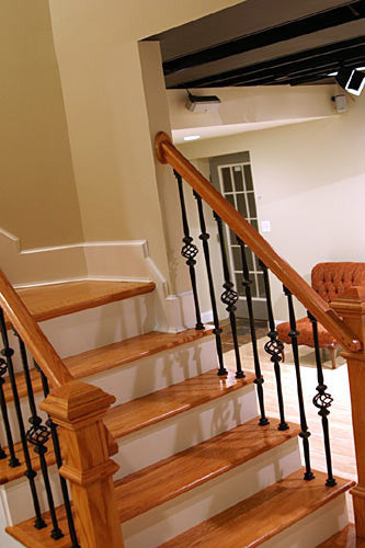 The Art of Selection - Balusters