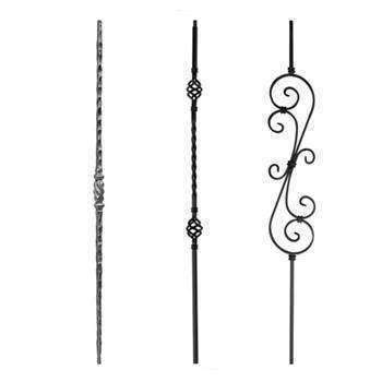 Solid Iron Balusters