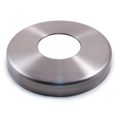 "Stainless Steel Flange Canopy for 1 2/3"" Newel Post (E020, E4072)"