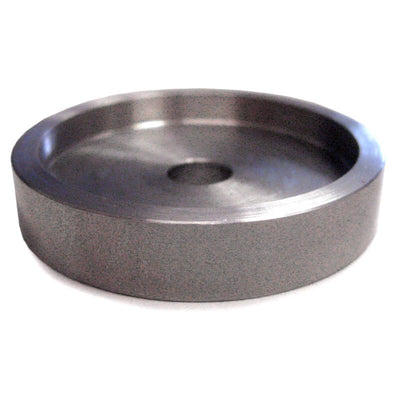 "Stainless Steel Space Flange for Floating Steps and 1-2/3"" Round Stainless Steel Tube (ES31020)"