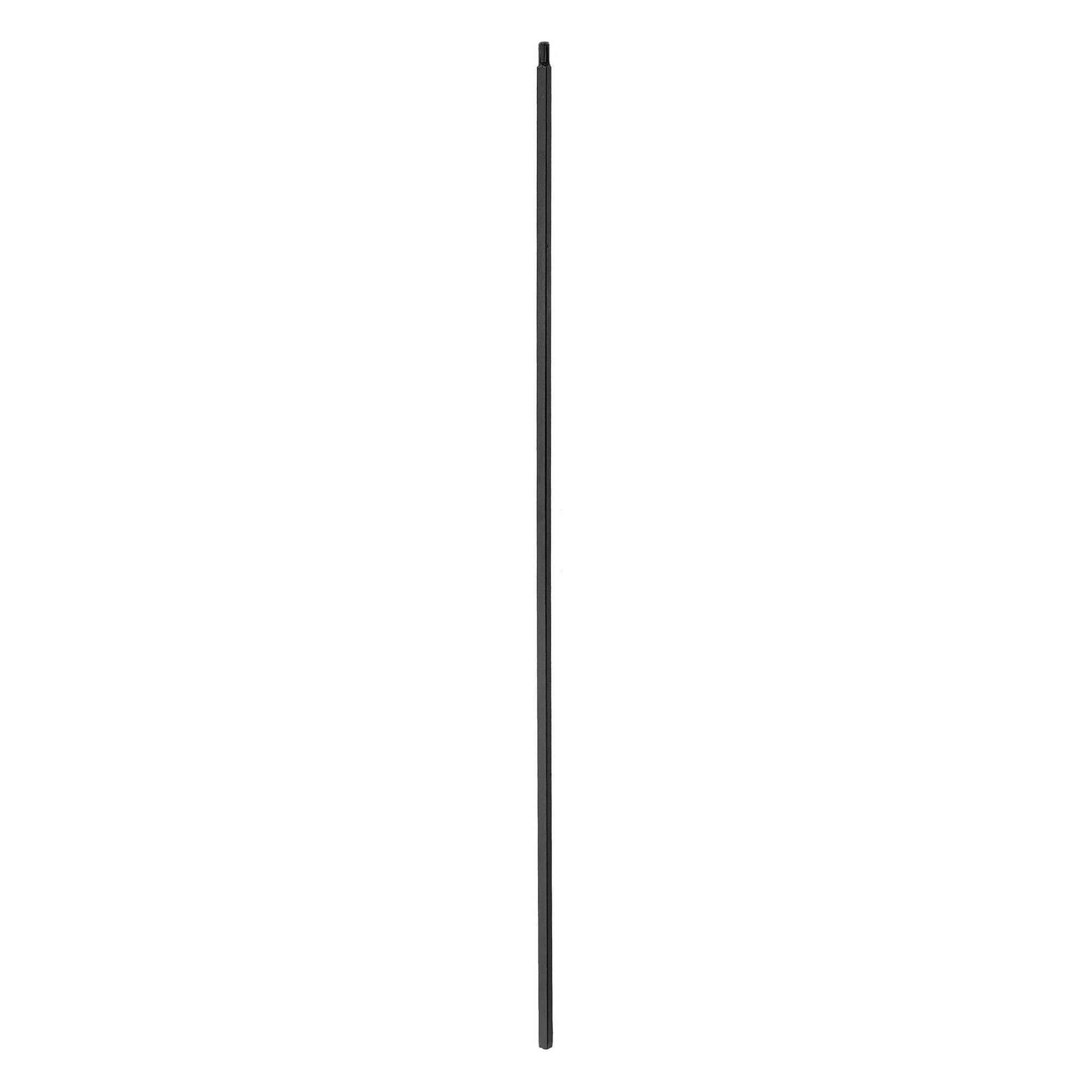 "Straight Square 44""H Solid Iron Baluster (PC28/5, PC28/6, PC28/7)"