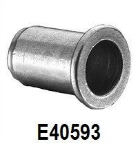Threaded Inserts with Cylindrical Flat Head, M8 Thread (E40593) - Stair Parts USA