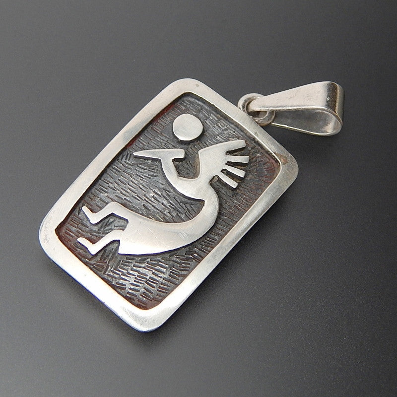 Mexico Sterling Silver Pendant