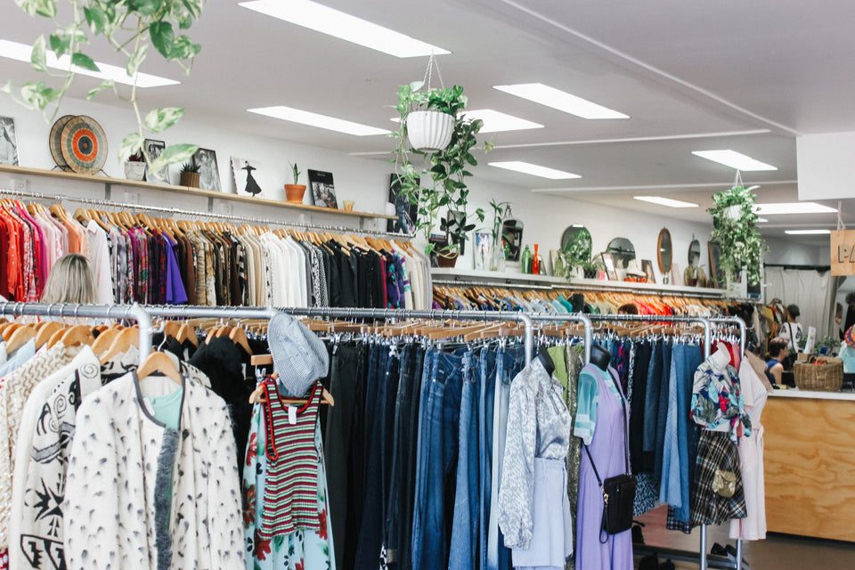 Check Out These NYC Thrift Shops to Stay Sustainable and Stylish