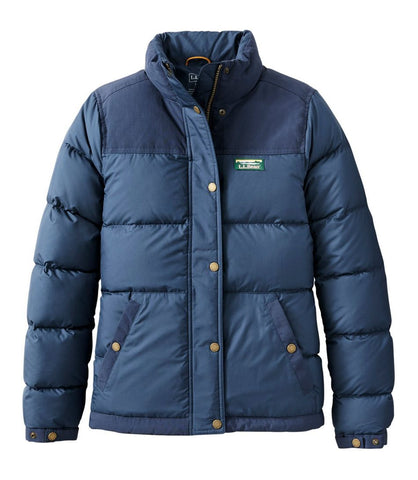 LLBEAN MOUNTAIN CLASSIC DOWN JACKET