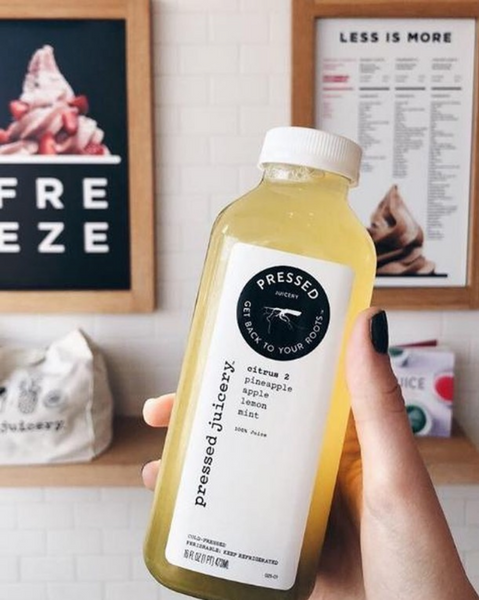 SOCIAL SUNDAY PRESSED JUICERY