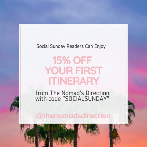 Nomads Direction Social Sunday Travel
