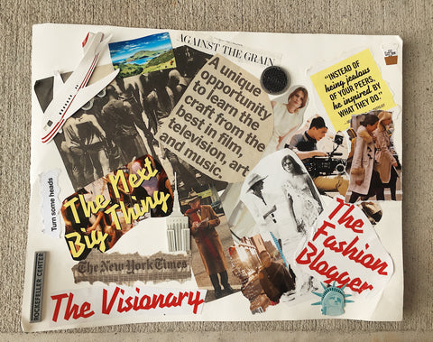 Vision Board Social Sunday