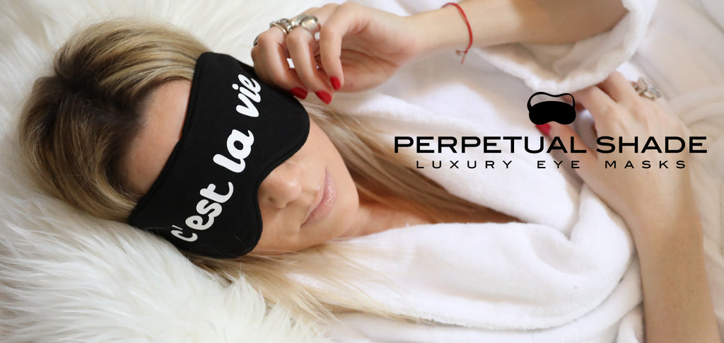 perpetual shade sleep masks