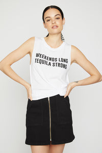 Woman Up Muscle Tee