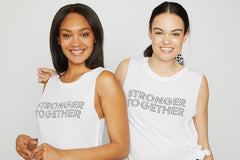 Stronger Together Muscle Tee