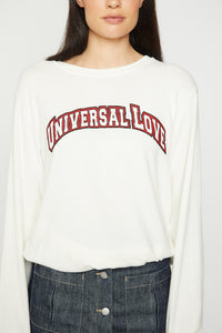 Universal Love Pullover