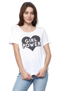 social sunday girl power tee shirt t shirt