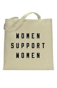 SOCIAL SUNDAY WOMEN SUPPORT WOMEN TOTE BAG