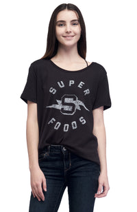 Super Foods Short Sleeve Tee