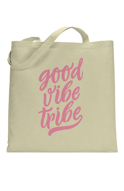 SOCIAL SUNDAY GOOD VIBE TRIBE TOTE BAG