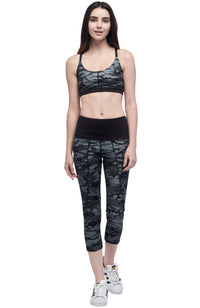 Seams Lovely Eagle Sports Bra – Camo