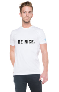 Be Nice Short Sleeve Tee