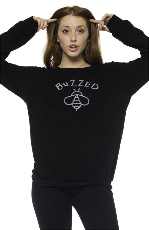 Buzzed Pullover