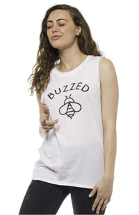 social sunday buzzed muscle tee