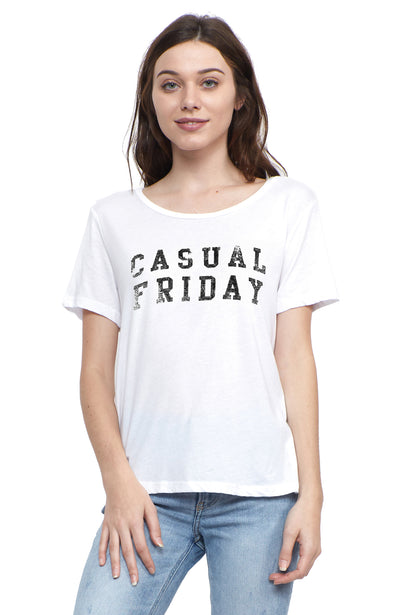 social sunday casual friday short sleeve tee shirt