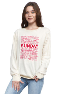 Saturday Sunday Pullover